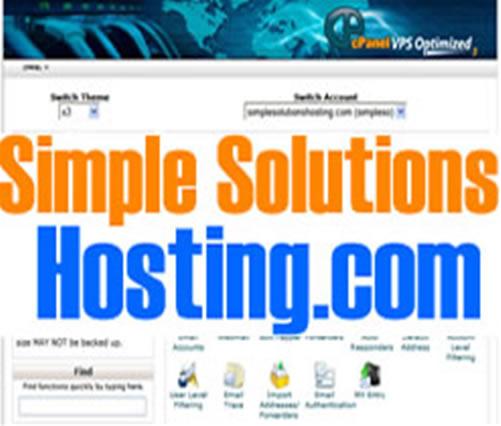 SimpleSolutionsHosting.Com